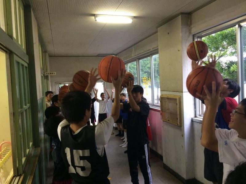 熊本市立城北小学校バスケットボ...
