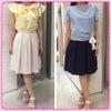 お値打ちアイテム今買うならこのスカート♡西武岡崎店の画像