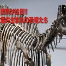 福井県恐竜博物館!