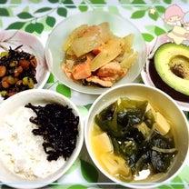 ★耳つぼけんけんで-15キロのダイエットに成功したスタッフの食事公開★の記事に添付されている画像