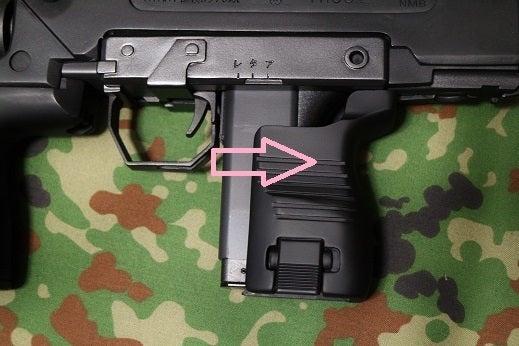 ちょんまげインプの部屋my銃紹介その16・9mm機関けん銃ガレージキット(マルゼンMAC11内蔵)