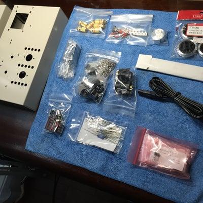 平衡型6N6P全段差動プッシュプル・ミニワッターの製作(その2)パーツ確認編の記事に添付されている画像