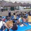 夏の木工教室開催!