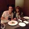 ホテルのディナー♡の画像