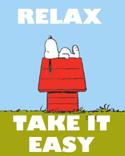 Take it easy! | アニマルネットワークのブログ