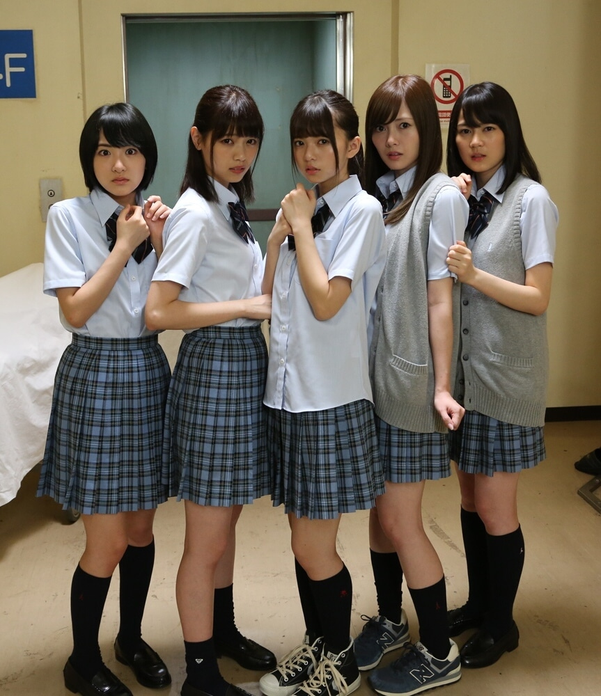 『ほんとにあった怖い話』乃木坂46のオフショットを公開!|冬 ...