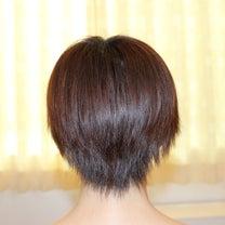 ショートヘアのセルフ髪上げの記事に添付されている画像