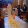 結婚式コーデ。冠婚葬…