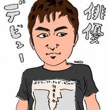 羽田圭介さんを描いて…