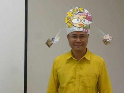 販促アイデアに詳しいセミナー講師、新潟の佐藤さん