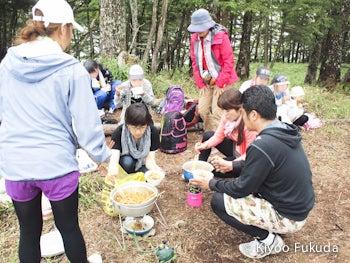 八ヶ岳自然教室・第3回
