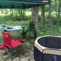 今年初のキャンプへ行…