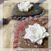 フレンチデコ体験レッスン「アロマオーナメント石膏付き」の画像