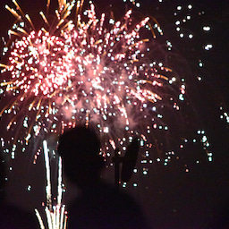 画像 初心者が花火を上手に撮るときは の記事より 4つ目