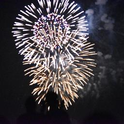 画像 初心者が花火を上手に撮るときは の記事より 5つ目