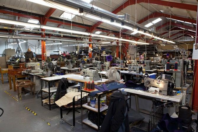 ブレディBrady工場