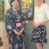 浅草のチョークアート展へ。の画像
