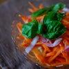 ニンジンのマリネで簡単ハーブサラダの画像