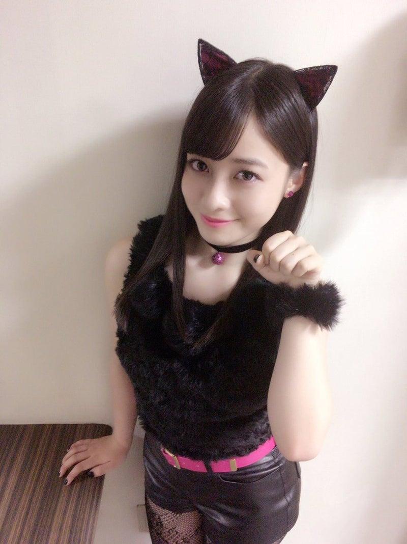 シシュフォスの休息橋本環奈ちゃん、悪魔から黒猫に