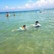 海水浴❣️
