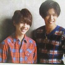 anan年下の男の子♡Prince緊急対談の記事に添付されている画像