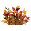 秋の装飾リスシリーズ!の画像