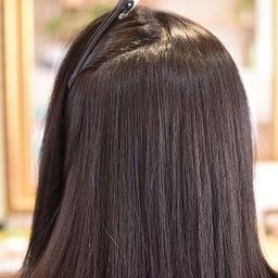 画像 黒髪のハリのある髪をACCとスピエラで柔らか矯正 の記事より 6つ目