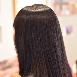 画像 黒髪のハリのある髪をACCとスピエラで柔らか矯正 の記事より 5つ目