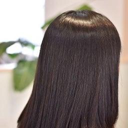画像 黒髪のハリのある髪をACCとスピエラで柔らか矯正 の記事より 4つ目