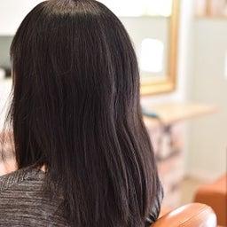 画像 黒髪のハリのある髪をACCとスピエラで柔らか矯正 の記事より 1つ目