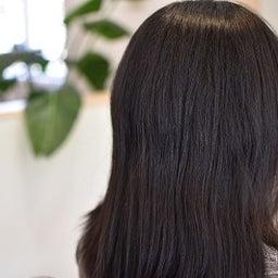 画像 黒髪のハリのある髪をACCとスピエラで柔らか矯正 の記事より 2つ目