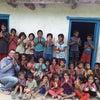 村を訪問の画像