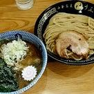 つけ麺(小)780円@中華蕎麦うゑず (山梨県 中巨摩郡)の記事より