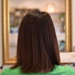 画像 矯正後、染めた髪の色褪せが気になる時はHC塩基性カラーでダメージレスなカラーリング の記事より 2つ目