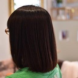 画像 矯正後、染めた髪の色褪せが気になる時はHC塩基性カラーでダメージレスなカラーリング の記事より 9つ目