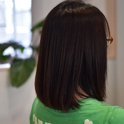 画像 矯正後、染めた髪の色褪せが気になる時はHC塩基性カラーでダメージレスなカラーリング の記事より 8つ目