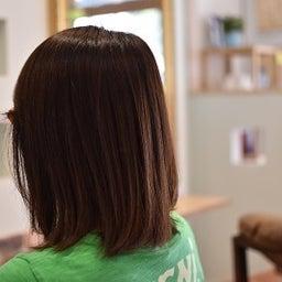 画像 矯正後、染めた髪の色褪せが気になる時はHC塩基性カラーでダメージレスなカラーリング の記事より 4つ目