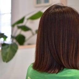 画像 矯正後、染めた髪の色褪せが気になる時はHC塩基性カラーでダメージレスなカラーリング の記事より 3つ目
