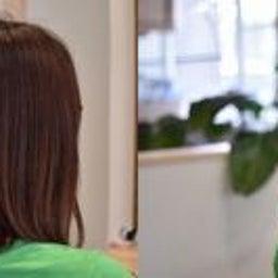 画像 矯正後、染めた髪の色褪せが気になる時はHC塩基性カラーでダメージレスなカラーリング の記事より 13つ目