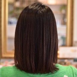 画像 矯正後、染めた髪の色褪せが気になる時はHC塩基性カラーでダメージレスなカラーリング の記事より 7つ目