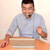 夏休みの宿題も個別ネット通信教育での画像
