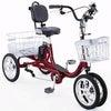 (^^♪クークルMⅡ 試乗車有ります!今日はシニア自転車について~の画像