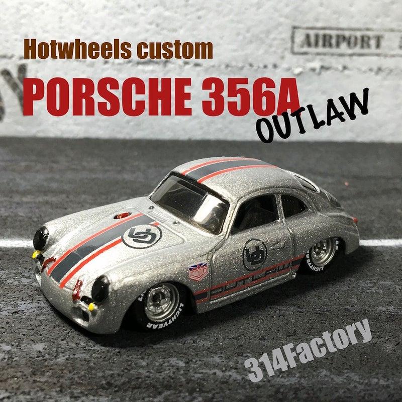HotwheelscutomPORSCHE356AOUTLAW