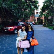 家族旅行はハワイへ