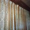 縁側カーテンの画像