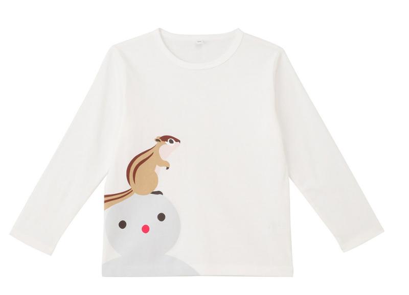 無印新作のキッズアニマル柄Tシャツがかわいいのに買えないワケ…