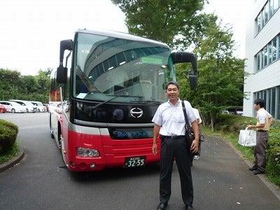送迎大型バス