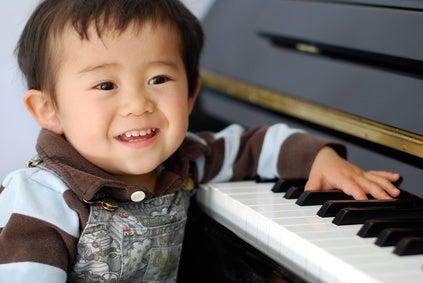 男の子ピアノ