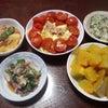 ∵ 夕食のおかずの画像