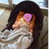 産後骨盤矯正とうつぶせ寝の画像